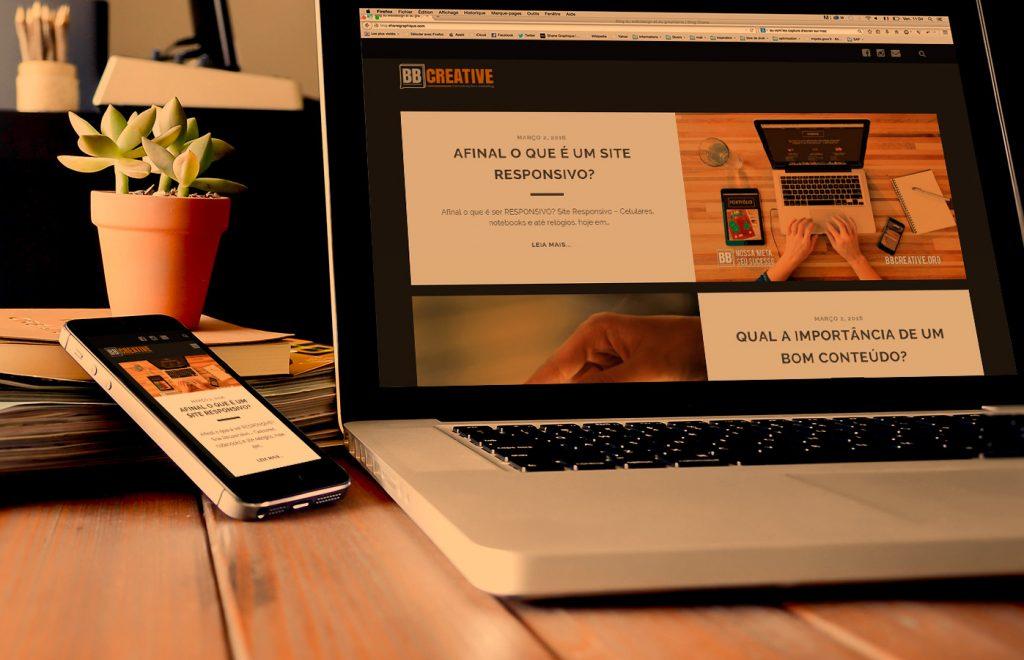 Afinal, o que é um site responsivo??