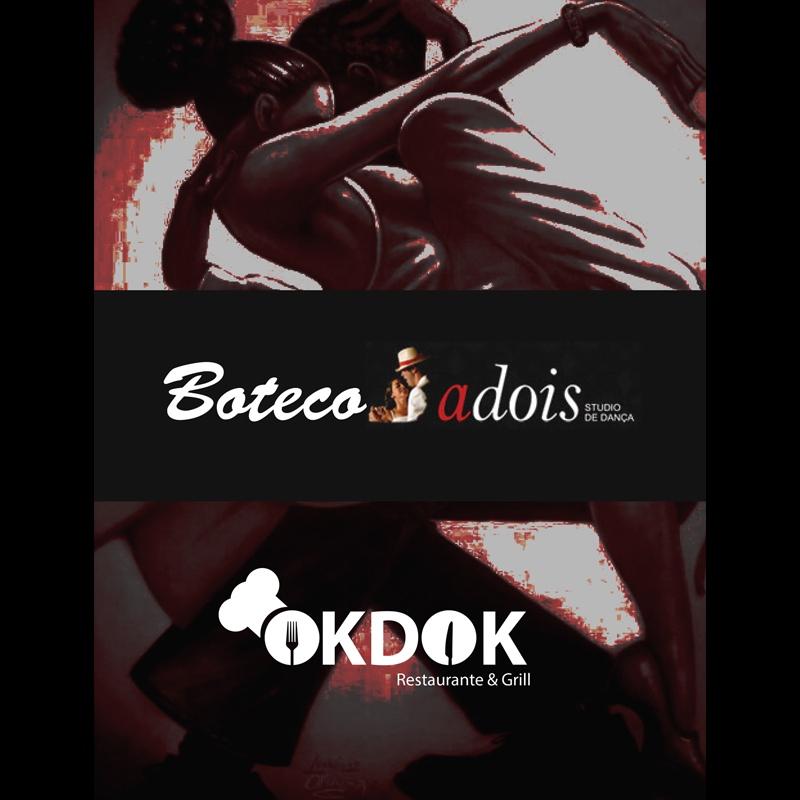 Cardápio Boteco à Dois - Restaurante OkDOK
