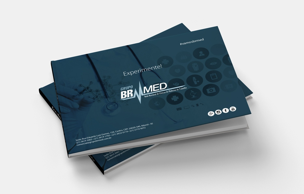 Manual BRMED, Medicina Ocupacional para sua empresa.